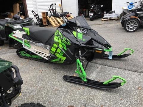 2017 Arctic Cat ZR 9000 for sale in North Chelmsford, MA