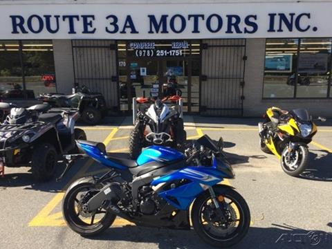 2011 Kawasaki Ninja for sale in North Chelmsford, MA