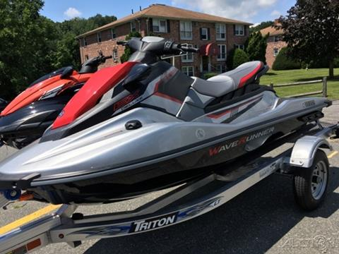 2017 Yamaha EX Deluxe for sale in North Chelmsford, MA