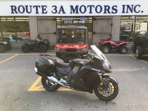 2013 Kawasaki Concours 1400 ABS for sale in North Chelmsford, MA
