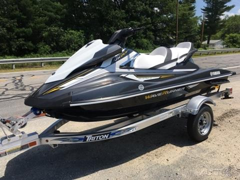 2017 Yamaha Vx Crusier for sale in North Chelmsford, MA
