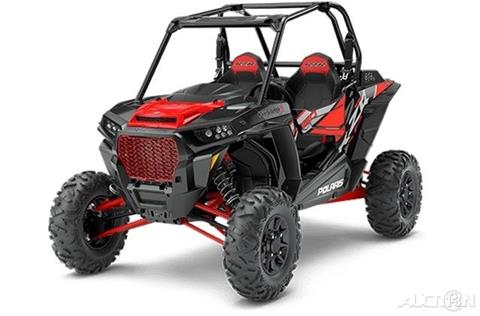 2018 Polaris RZR TURBO DYNAMIX EDITION for sale in North Chelmsford, MA