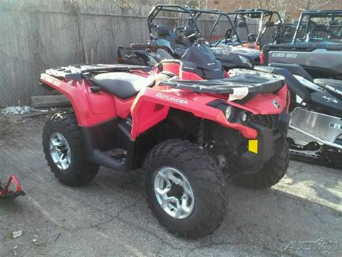 2016 Can-Am Outlander™ for sale in North Chelmsford, MA