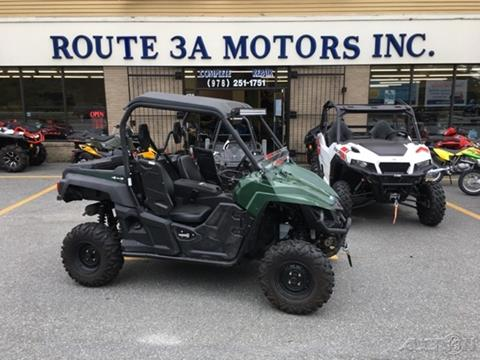 2016 Yamaha Wolverine® for sale in North Chelmsford, MA