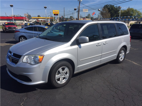 2012 Dodge Grand Caravan for sale in Campbellsville, KY