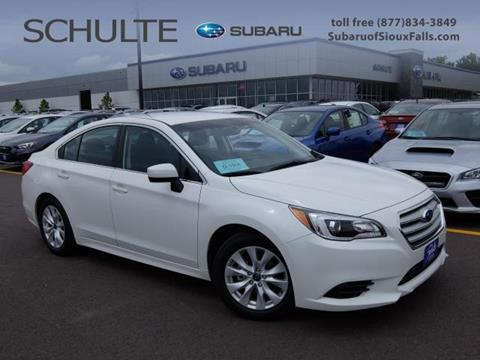 2017 Subaru Legacy for sale in Sioux Falls, SD