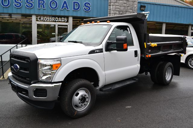 2014 FORD F350 XL DRW 4WD oxford white new 2014 ford f-350 xl 4x4 regular cab dump truck 2-3 y