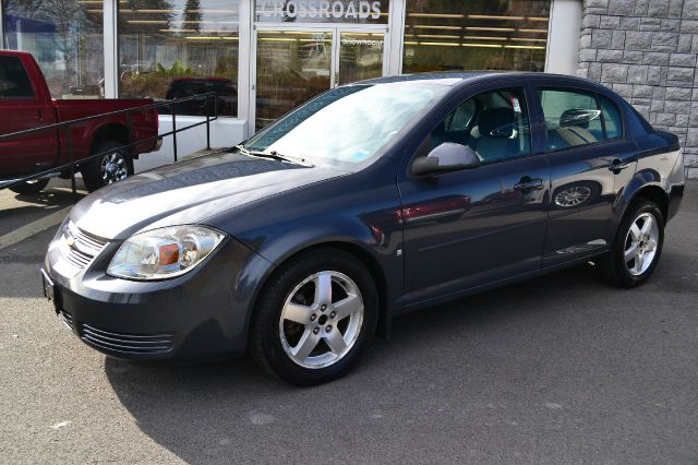2009 CHEVROLET COBALT LT SEDAN grey 2009 chevy cobalt lt sedan power windows locks and mirro