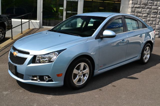 2011 CHEVROLET CRUZE 1LT blue 2011 chevy cruze lt1 wonly 42k miles power windows locks and