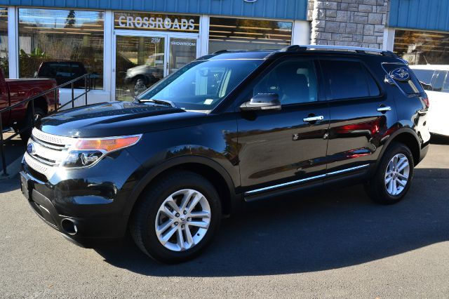 2012 FORD EXPLORER XLT 4WD tuxedo black metallic 2012 ford explorer xlt 4wd rear view camera