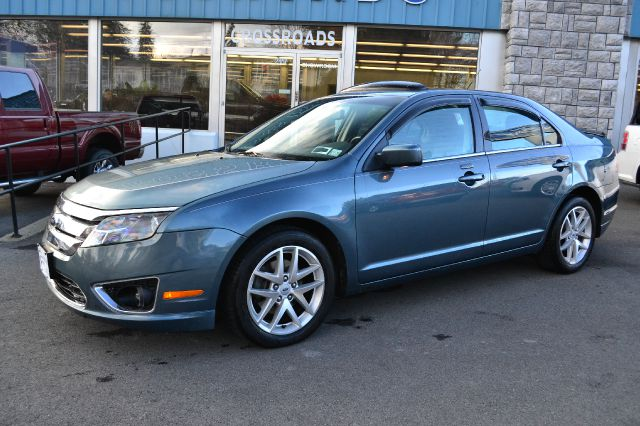 2012 FORD FUSION SEL steel blue metallic 2012 ford fusion sel power moonroof 12-speaker sony