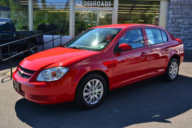 2010 CHEVROLET COBALT LT1 SEDAN red 2010 chevy cobalt lt1 sedan power windows locks and mirr