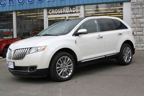 Lincoln mkx for sale erie pa for Contemporary motors erie pa