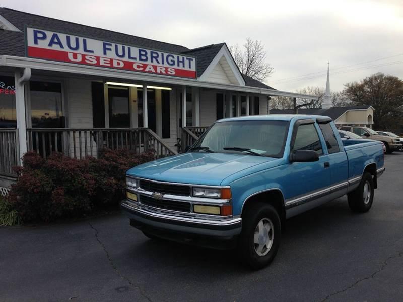 paul fulbright used cars used cars greenville sc dealer. Black Bedroom Furniture Sets. Home Design Ideas