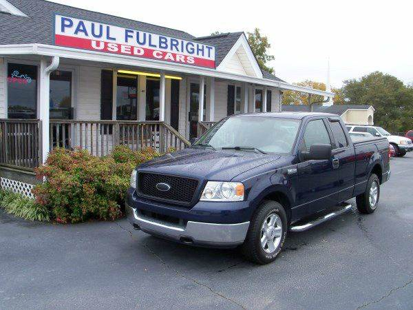 paul fulbright used cars greenville sc autos post. Black Bedroom Furniture Sets. Home Design Ideas