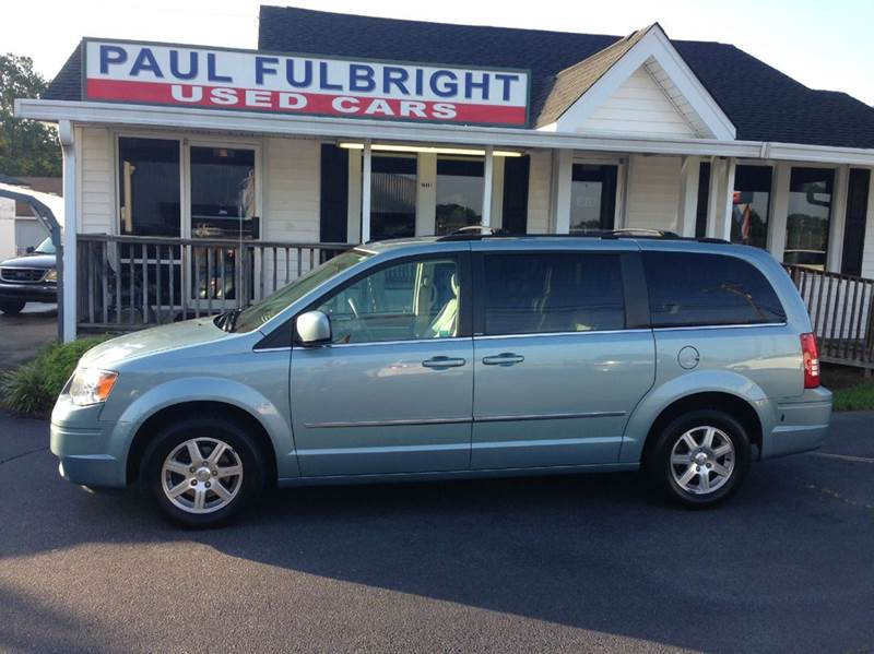 2009 Chrysler Town and Country Touring Mini-Van 4dr - Greenville SC