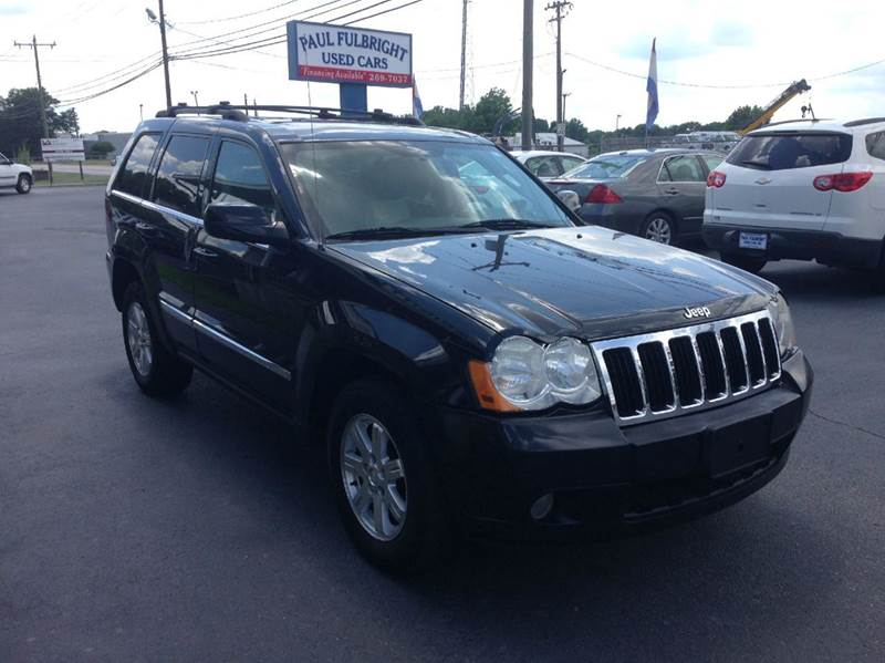 2008 Jeep Grand Cherokee 4x4 Limited 4dr SUV - Greenville SC