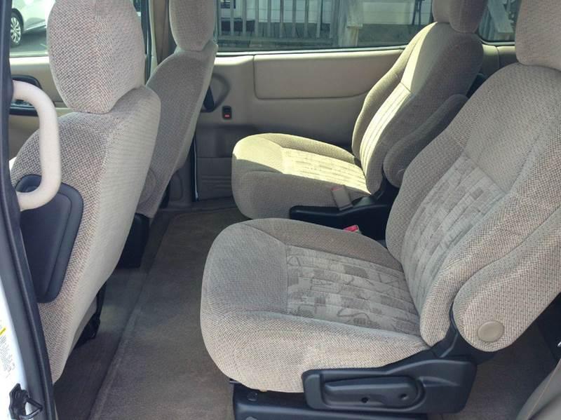 2004 Pontiac Montana Fwd 4dr Extended Mini-Van - Greenville SC