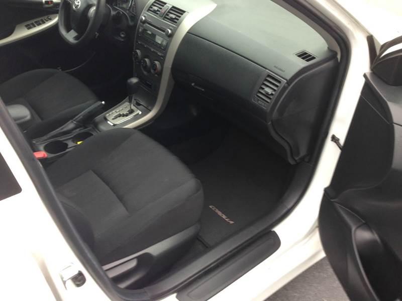 2011 Toyota Corolla S 4dr Sedan 4A - Greenville SC