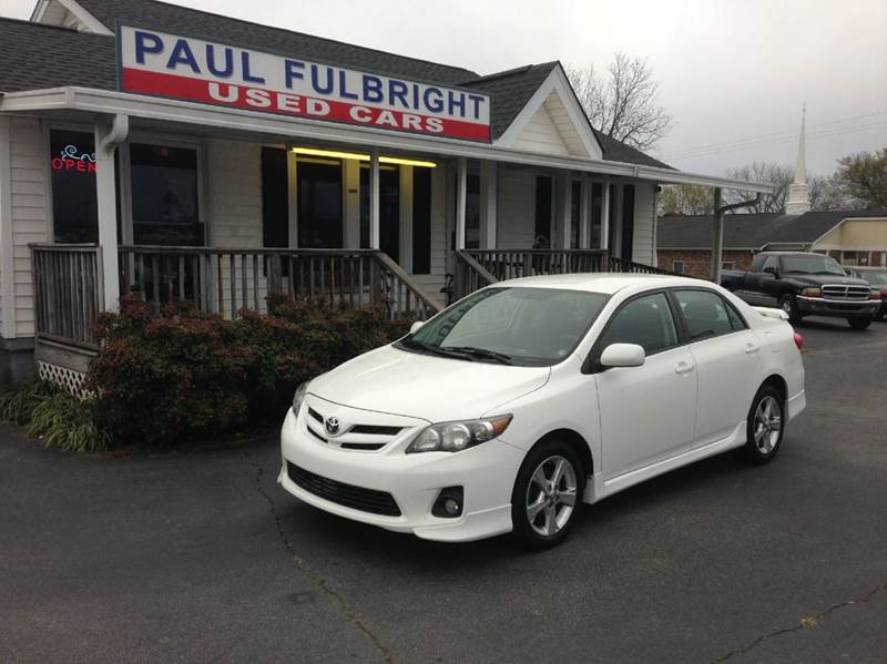 Auto For Sale Greenville Sc: Paul Fulbright Used Cars