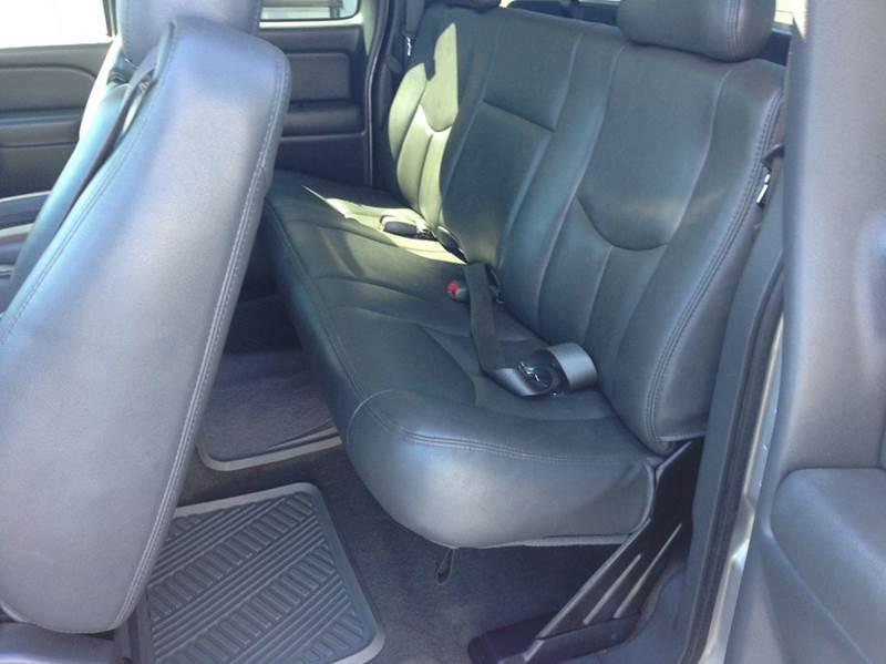 2004 Chevrolet Silverado 1500 4dr Extended Cab LT Rwd SB - Greenville SC