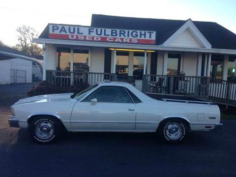 1978 chevrolet el camino for sale in greenville sc. Cars Review. Best American Auto & Cars Review