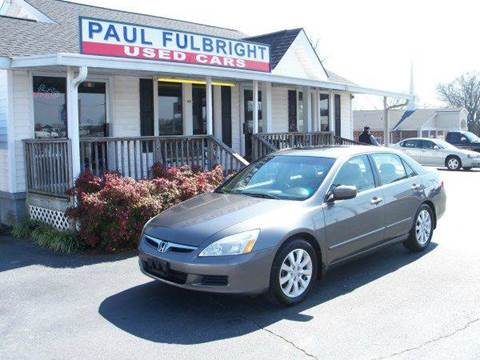 Paul Fulbright Used Cars Greenville Sc