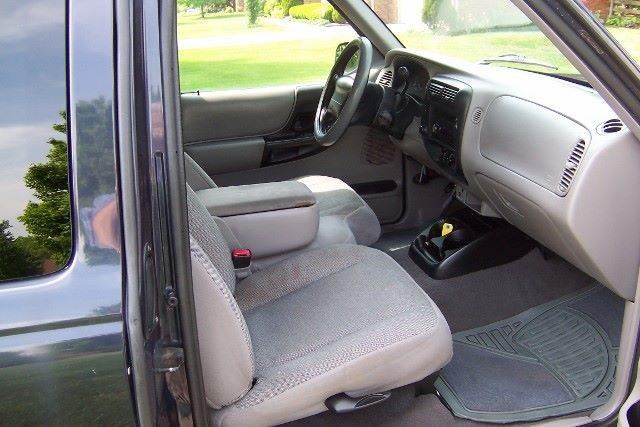 2000 Ford Ranger 2dr XLT Extended Cab SB - Nicholasville KY