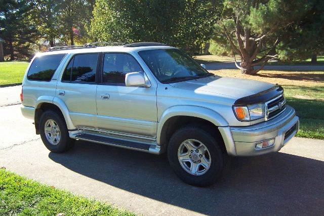 2000 Toyota 4Runner 4dr Limited 4WD SUV - Nicholasville KY