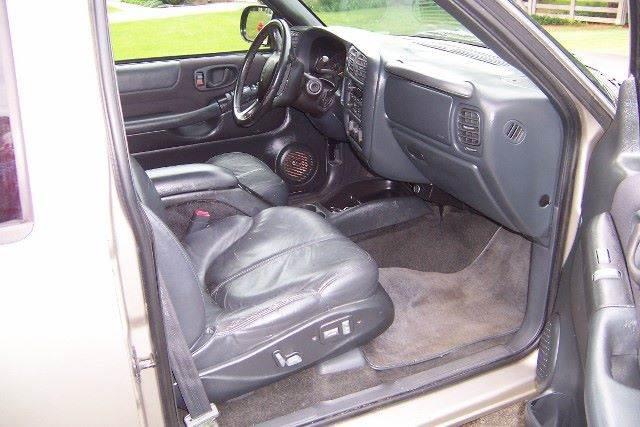 2003 Chevrolet S-10 LS 4dr Crew Cab 4WD SB - Nicholasville KY