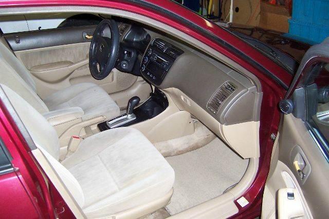 2003 Honda Civic LX 4dr Sedan w/Side Airbags - Nicholasville KY