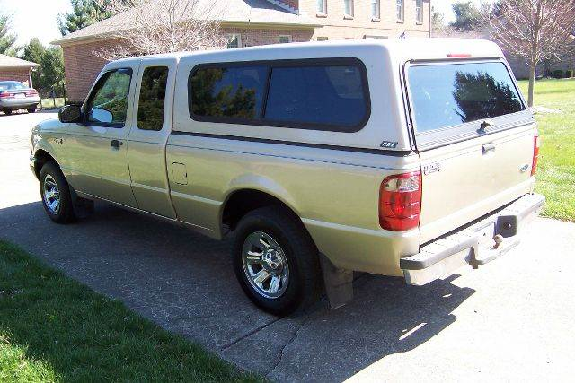2002 Ford Ranger 4dr SuperCab XLT Appearance 2WD SB - Nicholasville KY