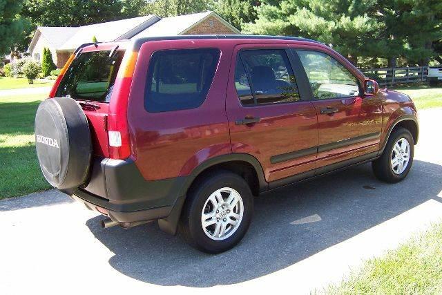 2003 Honda CR-V AWD EX 4dr SUV - Nicholasville KY