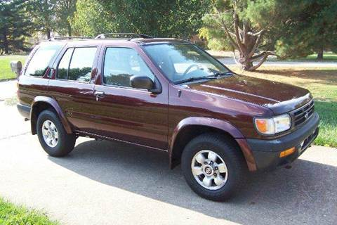 1998 nissan pathfinder for sale kentucky. Black Bedroom Furniture Sets. Home Design Ideas