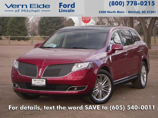 2014 LINCOLN MKT for sale in Mitchell SD