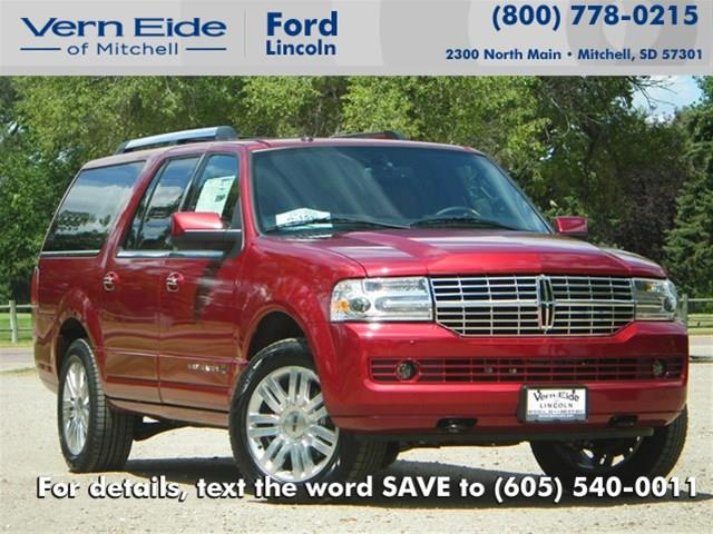 2014 LINCOLN Navigator L for sale in Mitchell SD