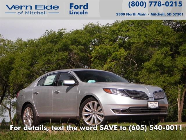 2014 LINCOLN MKS for sale in Mitchell SD