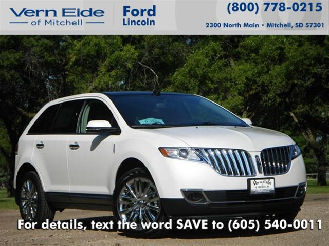 2014 LINCOLN MKX for sale in Mitchell SD
