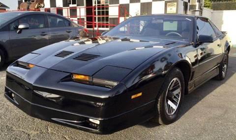 1986 Pontiac Firebird for sale in Wilmington, CA