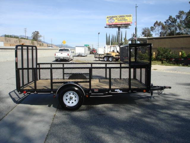 2017 load trail 12ft lawn care trailer for sal in redlands for Garden maintenance trailer