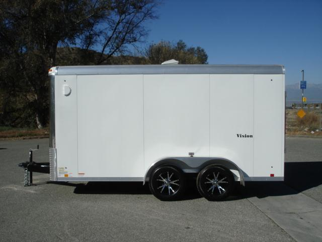 2015 Look Trailers VISIOIN VRLC7X14TE2 ROUND TOP   - Redlands CA
