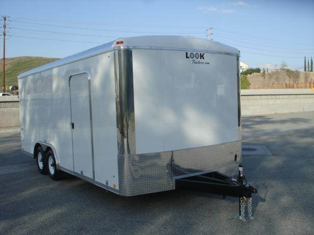 2016 Look Trailers 8.5X20' Show Car Hauler   - Redlands CA