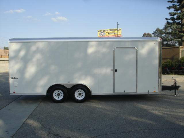 2014 LOOK TRAILERS 8.5X20' Show Car Hauler   - REDLANDS CA