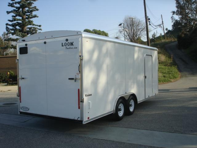 2015 Look Trailers 8.5X20' Show Car Hauler   - Redlands CA