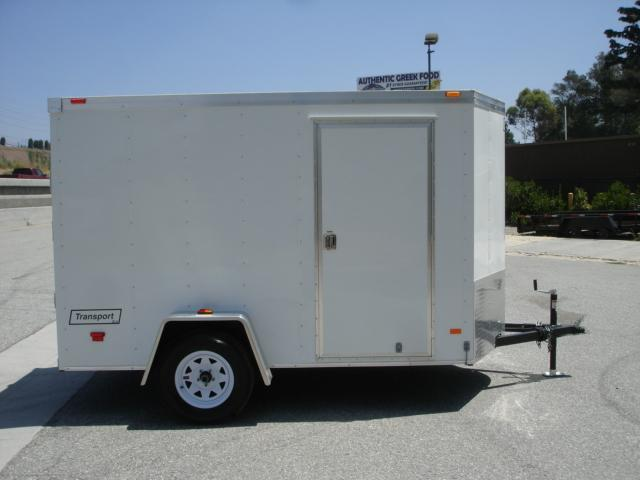 2016 HAULMARK TRAILERS TRANSPORT TSTV6X10DS2 SINGLE A  - Redlands CA