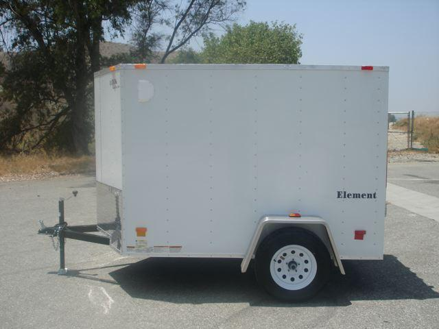 2018 look trailers 5x8 small box trailer for sale in redlands ca yucaipa auto trailer ctr. Black Bedroom Furniture Sets. Home Design Ideas
