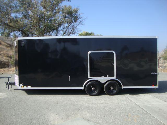 Look Trailers VNose Vwlaxte Show Car C In REDLANDS CA - Show car trailer