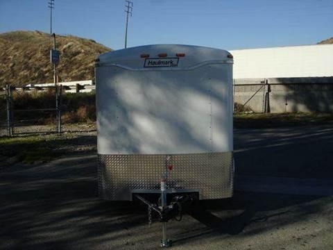 2017 Haulmark Transport TST6X12DT2 Tandem Ax for sale in Redlands, CA