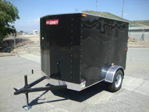 2017 TNT TRAILER FOR SALE TNT CARGO CRAFT TCC5X8SA  for sale in Redlands, CA