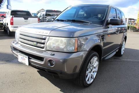 2006 Land Rover Range Rover Sport for sale in Auburn, WA